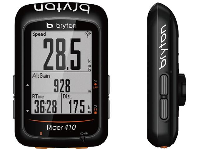 Bryton Rider 410 H HRM Bike Computer black